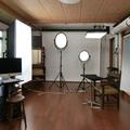和室を撮影スタジオに【茨城県龍ケ崎市】~肖像カフェ(森の写真館)~